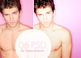 06 psd by happymassive