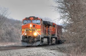 BNSF 4551 by CMiner1