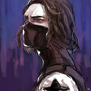 winter soldier by bk090909