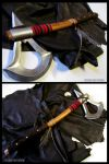 Assassin's Creed 3- Connor's Tomahawk by fevereon