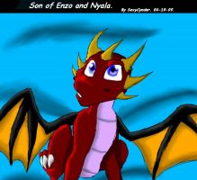Son of Enzo and Nyala by SexyCynder