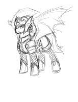 Lord Midnight, Dragonlord of Night by Lionel23