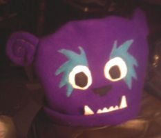 Monster hat by Yamicat