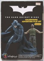 The Dark Knight Rises Colorforms by Hartter