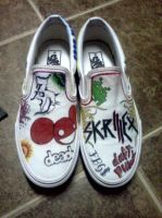 EDM vans by gutmouth