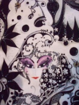 Face the Music Fabric 3 by Chrissie1370