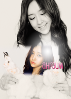 WALLPAPER for IPOD.~ AHREUM by Solita-San