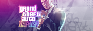 Grand Theft Auto IV: The Ballad of Gay Tony Sig by gerhammer
