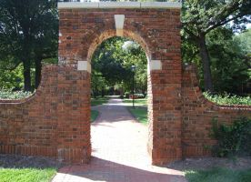 brick archway by kayas-stock