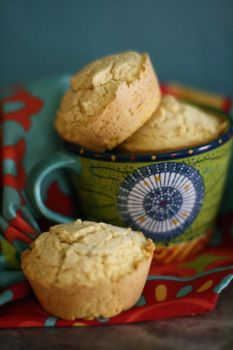Corn muffins by laurenjacob