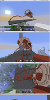 Minecraft - Colossal Titan by oucd45