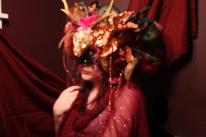 Artemis Headdress VI