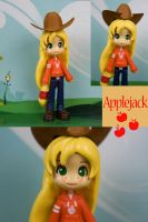 Applejack Pinky St updated by bluepaws21