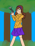 Mabel Pines by Linzerj