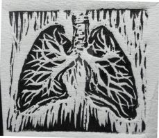 Lungs by CarlosGuerrer