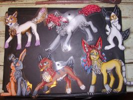 Tracon badge tilauksia by sepi32014