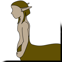 Elven Centaur with Stupidfist Syndrome by CassidyPeterson