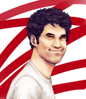 Darren Criss by batcii