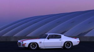 1970 Chevy Camaro Z28 by SamCurry