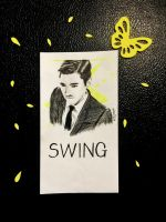 Pencil: Let's Swing! by vt2000