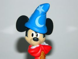 Toy Family - Sorcerer Mickey 2 by LinearRanger