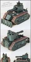 Grot Rebel Kommand Tank UP by Proiteus