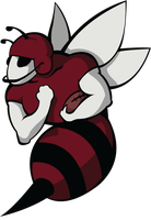 commission-ITU Hornets draft logo by bozwolfbros