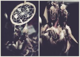 Dreamcatcher by lonelymiracles
