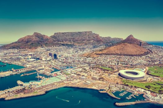 Cape Town, South Africa by hessbeck-fotografix