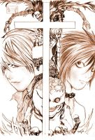 DEATH NOTE: I am justice by IamLostAngel