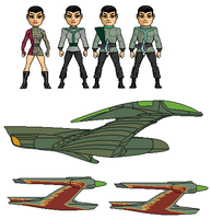 Romulan Empire by digikevin10