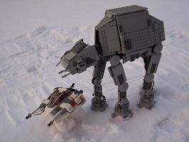 The battle of Hoth-Make them pay by Rambojoe446