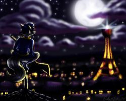 Better From The Roof Tops by peanutfilbert