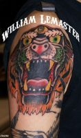 Tiger Panther Hybrid Cover-up by lemaster99705