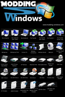 Vista White Hardware Icons by 4d-system