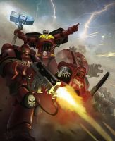 Blood Angels AGAAAIN by IluvRice