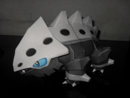 Lairon Papercraft by MichelCFK