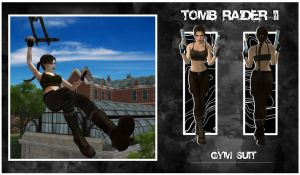 TR2: Gym Suit by ReD8ull