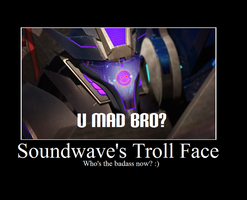 Transformers Prime Motivational Poster by EchaoEmerald