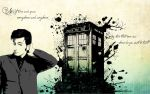 Tenth Doctor by Frostfully