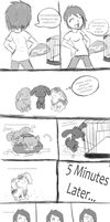 Life With Rabbits by Lolly-pop-girl732