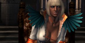 Devil May Cry Gloria by douser