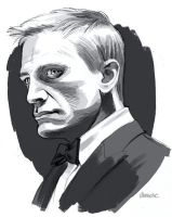 007 Sketch by D-MAC