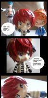 Nendo Comic 29: Manly by Sillaque