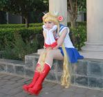Am I cut out to be Sailor Moon? by BluePixieKimiko