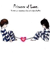 Prisoner of love. by WolfGirlWithCatEars