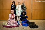 Pandora Hearts Group by songster69