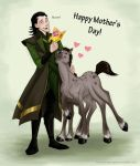 happy mother's day by briannacherrygarcia