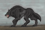 DireWolf by Steel-Raven