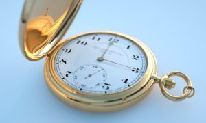 Pocketwatch octanerender test by svenart